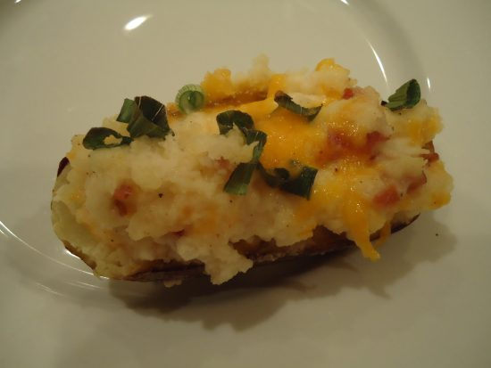 Twice Baked Potatoes - The Pioneer Woman Way