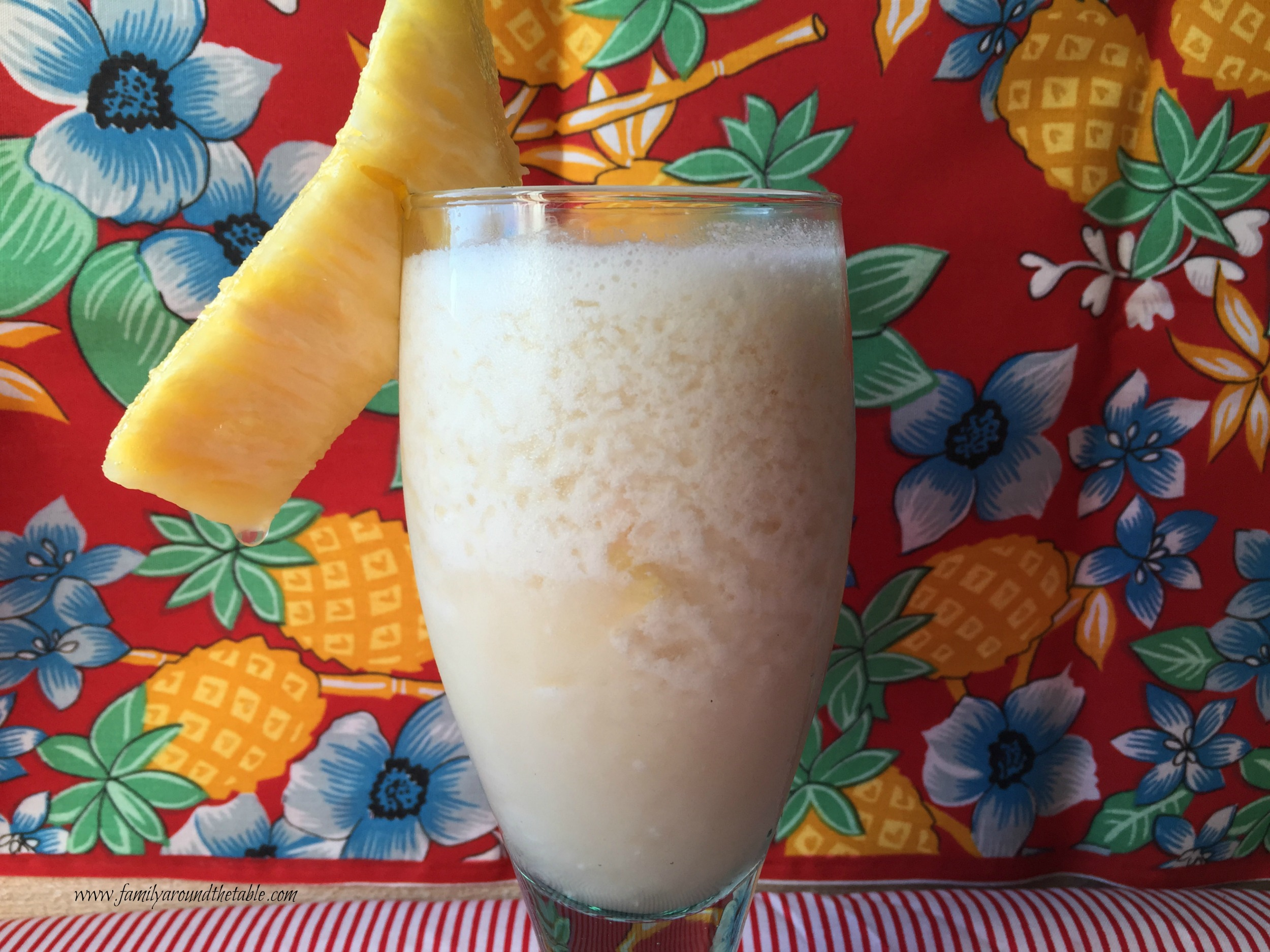 Have a Spiced Piña Colada at any celebration.
