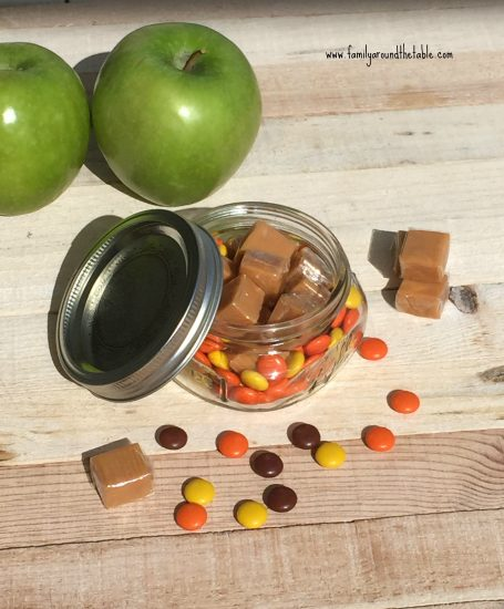 Caramel Apple in a Jar is a delightful fall treat.
